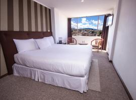 Hotel Presidente, hotel em Cuenca