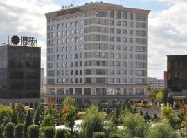 Hotel International Iasi, hotel near Palace of Culture, Iaşi