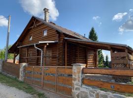 Srub Bublava 155, Hotel in der Nähe von: Velký Bleiberg, Bublava