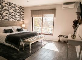 Lib Hotel Bellavista, hotel near Forestal Park, Santiago