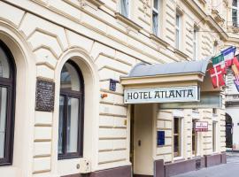 Hotel Atlanta, hotel in 09. Alsergrund, Vienna