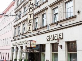 Hotel Hadrigan, hotel in 16. Ottakring, Vienna