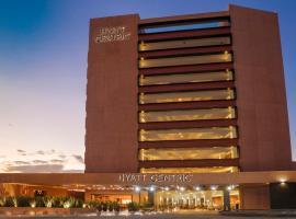 Hyatt Centric Campestre Leon, hotel in León