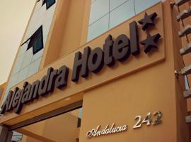 Alejandra Hotel, hotel in Chiclayo