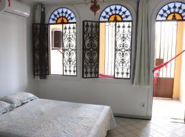 Apartamento na Pajuçara, hotel near Museum of Image and Sound of Alagoas, Maceió