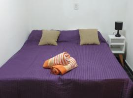 Departamento interno de 2 habitaciones en macrocentro, habitación en casa particular en Salta