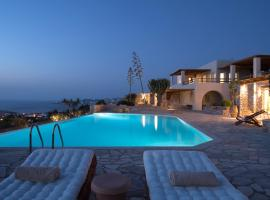 Mythic Exclusive Retreat, Adults Only, hotel in Agia Irini Paros