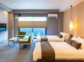 Bijou Suites AI, hotel in Osaka