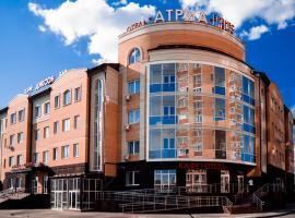 Atria Hotel, отель в Тюмени