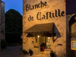 Best Western Blanche de Castille Dourdan, hotel near Saint-Rémy-lès-Chevreuse RER Station, Dourdan