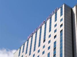 Hotel Mercure Gdańsk Stare Miasto – hotel w pobliżu miejsca Fontanna Neptuna w Gdańsku