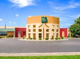 Quality Inn Roanoke Airport, hotel in Roanoke