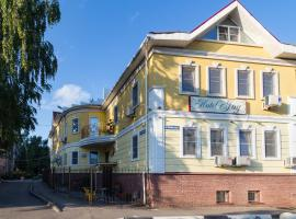 Отель Joy, отель в Нижнем Новгороде