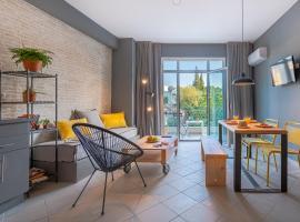 Spata Boutique Studio, apartment in Spáta