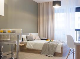 ApartMoscow, appartamento a San Pietroburgo