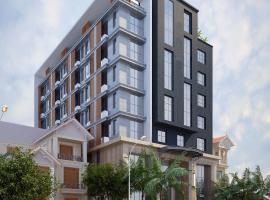ZEN RIVERSIDE HOTEL & RESIDENCES, khách sạn ở Thành phố Hải Phòng