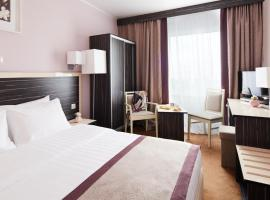 Viesnīca Izmailovo Delta Hotel Maskavā