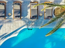 Strogili Hotel - Adults Only, hotel en Kamari