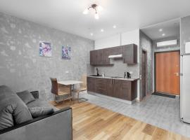 KIGO Liner East, apartment in Moscow