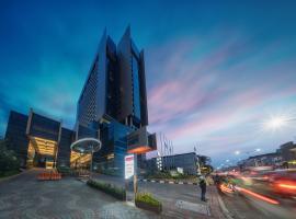 Merlynn Park Hotel, hotel in Jakarta