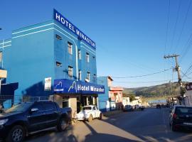 Hotel Minastur, hotel in Capitólio
