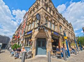 The Mitre Hotel, hotel in Manchester