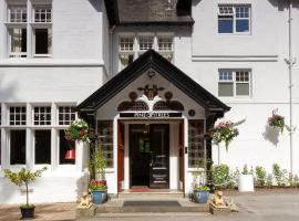 Pine Trees Hotel Pitlochry, country house in Pitlochry