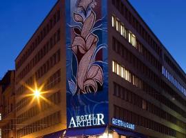 Hotel Arthur, khách sạn ở Helsinki