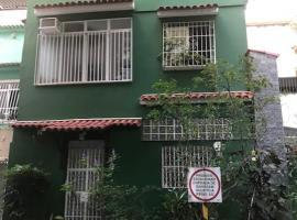 Privāta brīvdienu naktsmītne Suite privativa térrea Riodežaneiro