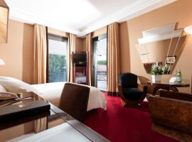 Hotel Lord Byron - Small Luxury Hotels of the World, hotel near Auditorium Parco della Musica, Rome