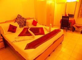Hotel City Home, hotel near Sawai ManSingh Medical College, Jaipur