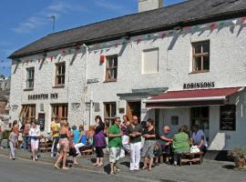 Garddfon Inn, hotel near Caernarfon Castle, Y Felinheli