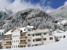 Alpenstern, hotel in Ischgl
