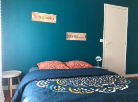 Maison cosy queven, hôtel à Quéven près de: Pont-Scorff Zoo