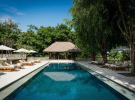 REVĪVŌ Wellness Resort Nusa Dua Bali, resort in Nusa Dua
