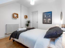 Broadhurst House Deluxe Room 1, loma-asunto Lontoossa