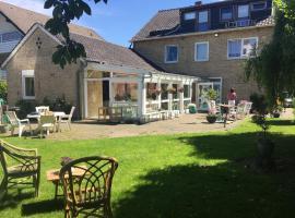 Gästehaus Sonntag, hotel in Bad Oeynhausen