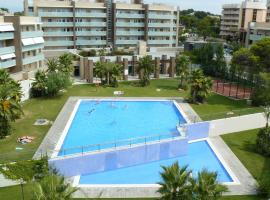 Ibersol Spa Aqquaria, hotel in Salou