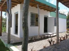 Casa Playita Sub, hotel in Las Galeras