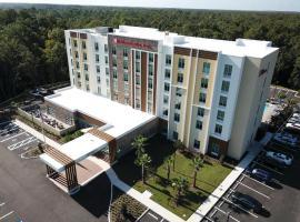 Hilton Garden Inn Tampa - Wesley Chapel, Hilton hotel in Wesley Chapel