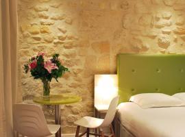 Hôtel De La Herse d'Or, ξενοδοχείο σε 4ο διαμ., Παρίσι