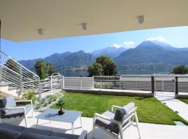Appartamento Fiordaliso Bellagio Wild Flowers, villa in Onno
