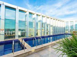 Apartamento Vision Hoteleiro Norte++, spa hotel in Brasilia