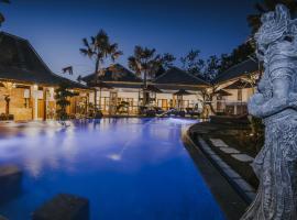 LGood Lembongan Island Villas, hotel near Tamarind Beach, Nusa Lembongan