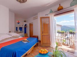 Hotel Los Castaños, hotel dicht bij: Flamingos Golf, Cartajima