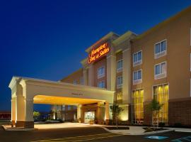 Hampton Inn & Suites - Buffalo Airport, hotel in zona Aeroporto Internazionale di Buffalo-Niagara - BUF,