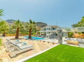 Villa Monroe, hotel with pools in Hersonissos