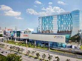 Vivatel Kuala Lumpur, hotel in Pudu, Kuala Lumpur