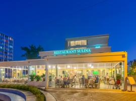 Hotel Sulina International, hotel din Mamaia