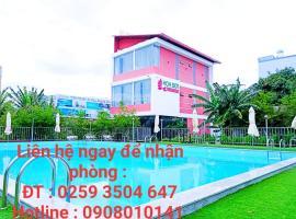 Hotel Hoa Sen, hotel in Kinh Dinh
